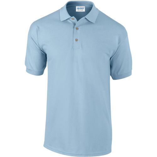 POLO MANCHES COURTES Ultra Cotton™ - bleu clair