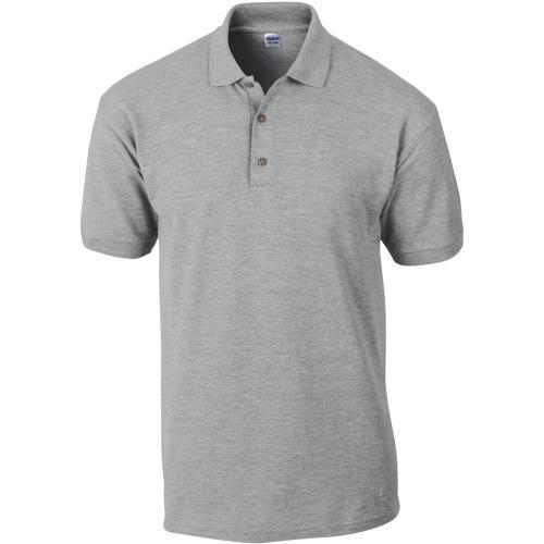 POLO MANCHES COURTES Ultra Cotton™ - gris sport