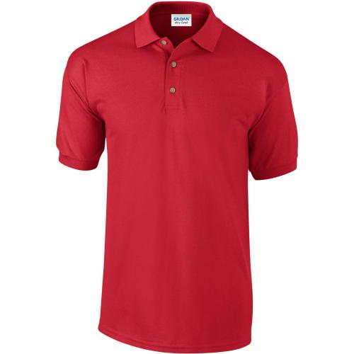 POLO MANCHES COURTES Ultra Cotton™ - rouge