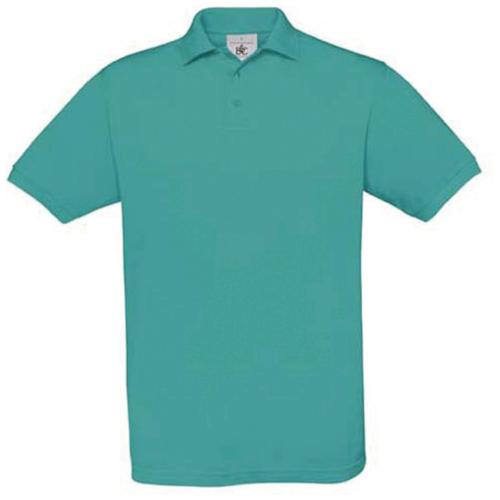 POLO HOMME SAFRAN - turquoise