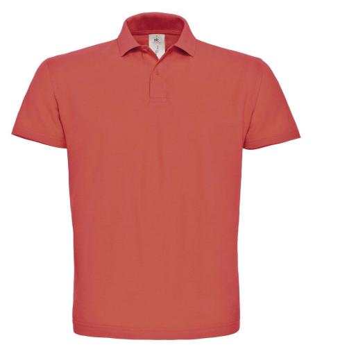 POLO HOMME ID.001 - corail