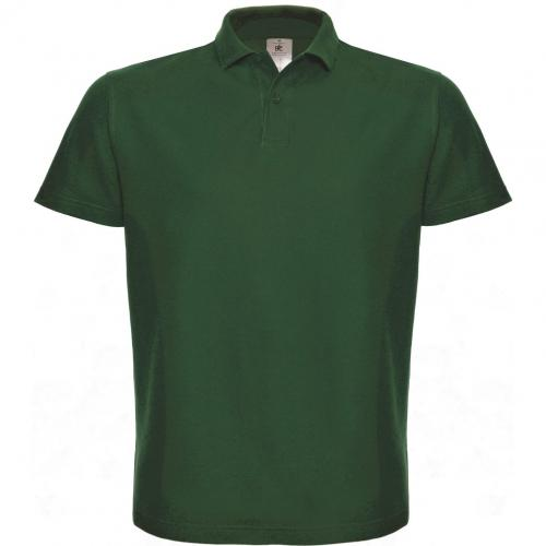POLO HOMME ID.001 - vert bouteille