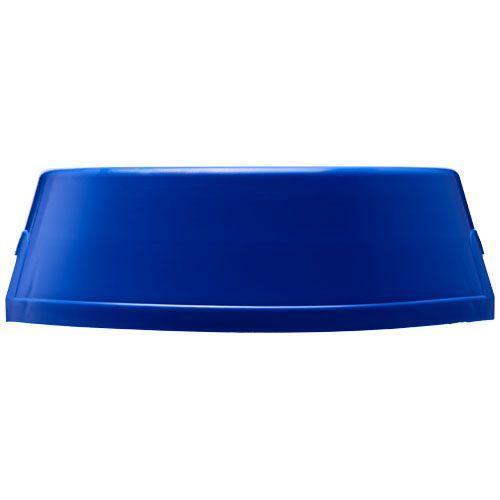 Gamelle en plastique pour chien Jet - bleu