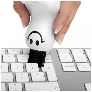 Brosse d'ordinateur antistress Solange