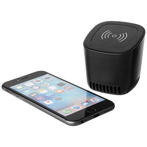 Enceinte Bluetooth® et chargeur à induction Jack 2W - noir