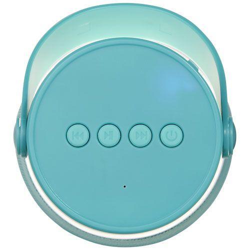 Enceinte lumineuse Bluetooth® Lantern - vert menthe