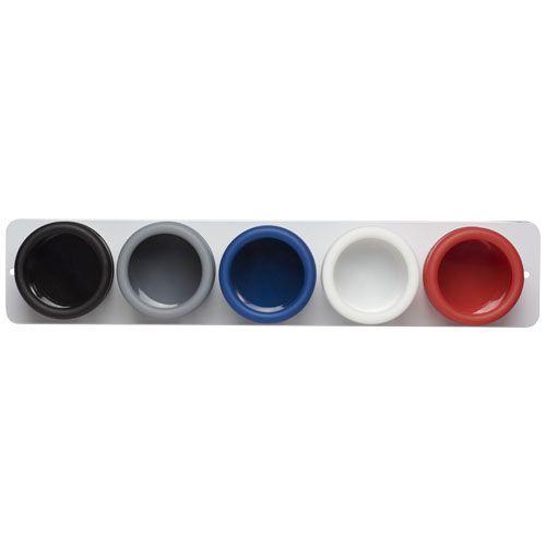 Porte-épices Main 5 pièces - multicolore
