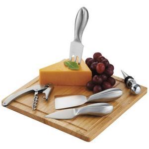 Ensemble pour vin et fromage 6 pièces Mino