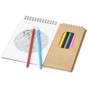 Set de coloriage Vincent