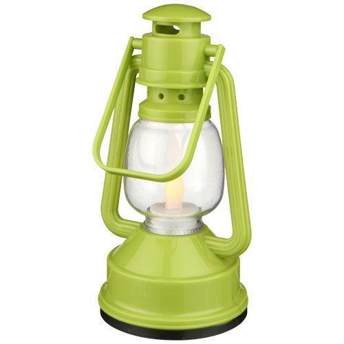 Lanterne LED Emerald - vert citron