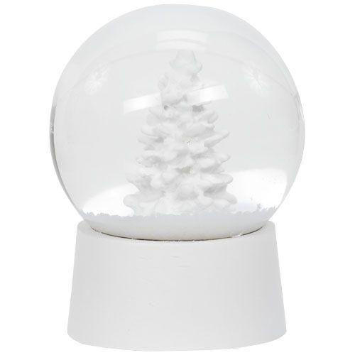 Boule à neige - blanc