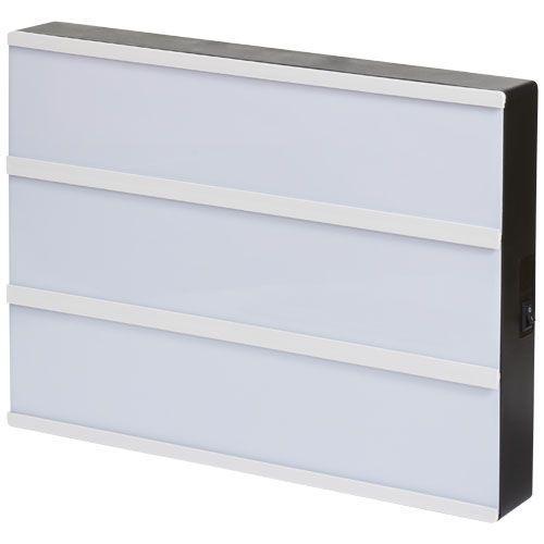 Boîte lumineuse décorative A4 Cinema - blanc