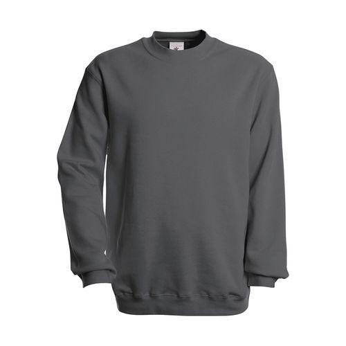 Sweat-shirt - gris acier