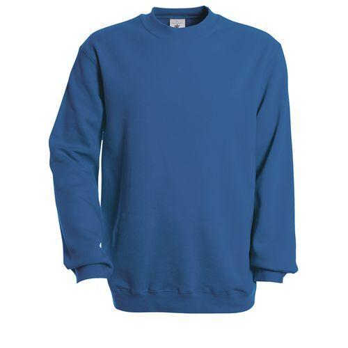 Sweat-shirt - bleu royal