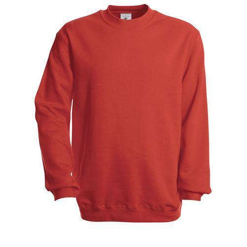 Sweat-shirt - rouge