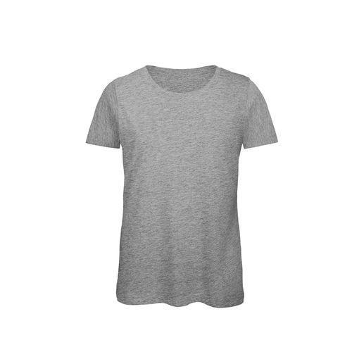 Femmes T-Shirt 140 g/m2 - gris sport