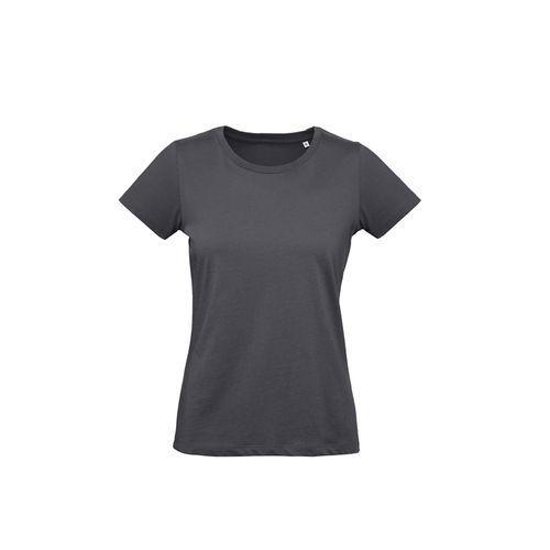 T-shirt femme 175 g/m² - gris foncé