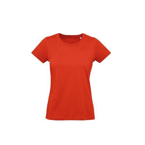 T-shirt femme 175 g/m² - rouge feu