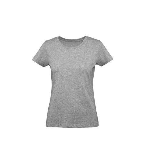 T-shirt femme 175 g/m² - gris sport