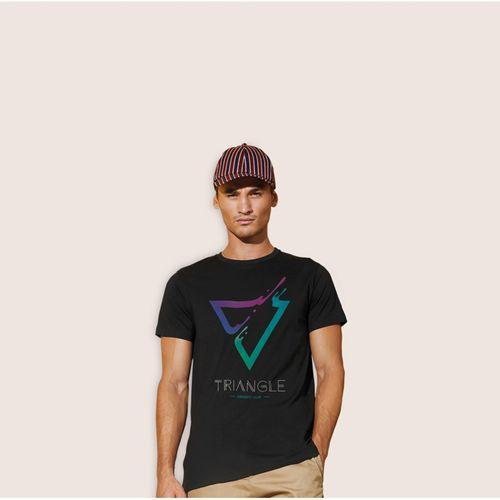 T-shirt homme 175 g/m² - noir
