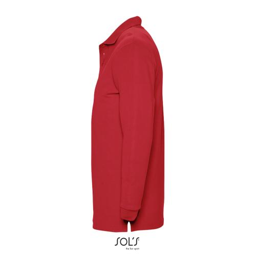 POLO HOMME WINTER II - rouge