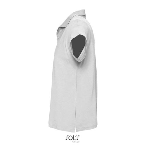 POLO HOMME SUMMER II - blanc chiné