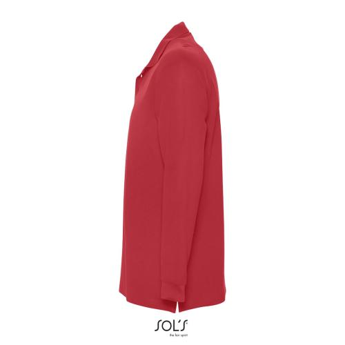 POLO HOMME STAR - rouge