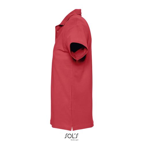 POLO HOMME SPRING II - rouge