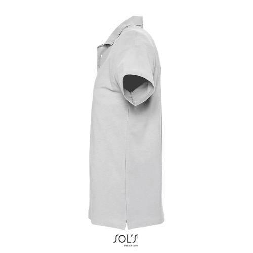 POLO HOMME SPRING II - blanc chiné