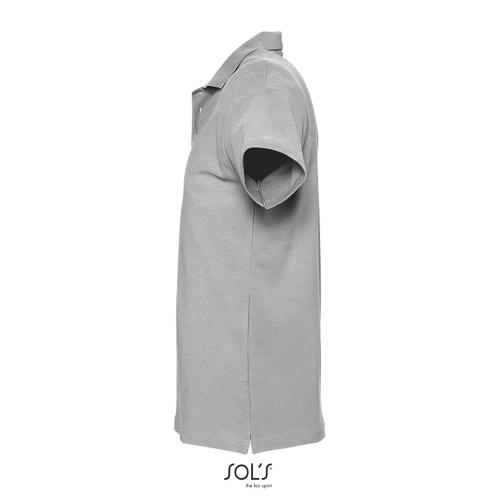 POLO HOMME SPRING II - gris chiné