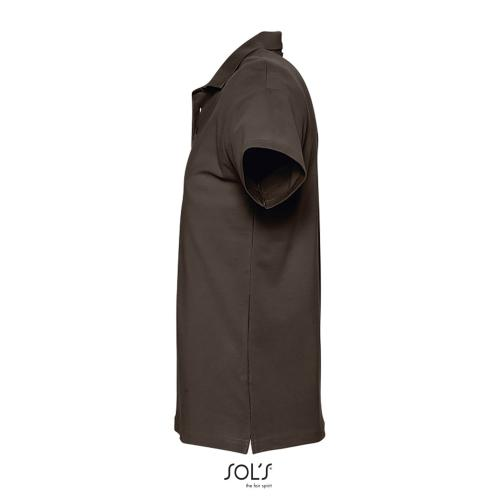 POLO HOMME SPRING II - chocolat