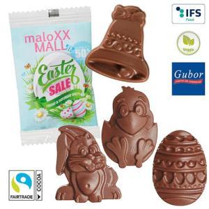 Figurine en chocolat «Pâques»