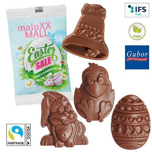 Figurine en chocolat «Pâques» -