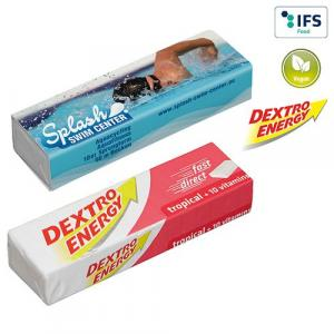 Barre de DEXTRO ENERGY - Tropical + 10 vitamins