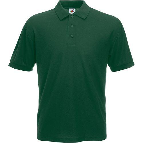 POLO HOMME 65/35 (63-402-0) - vert bouteille