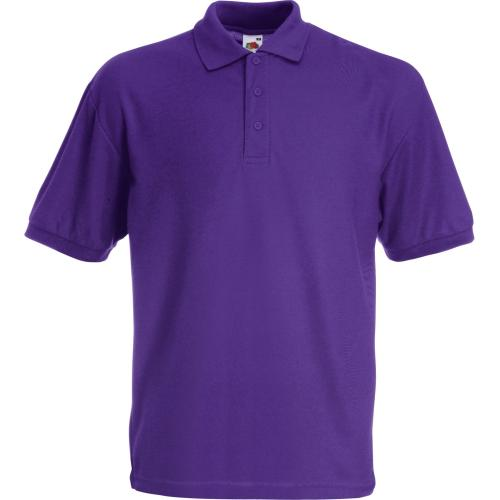 POLO HOMME 65/35 (63-402-0) - violet