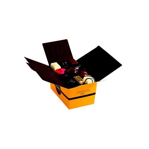Ballotin 26 chocolats assortis  SANS crème -