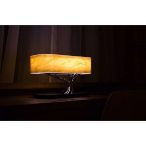 Lampe speaker connectée BT