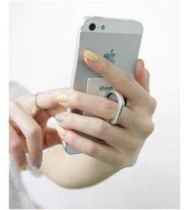iRing® L'anneau 3 en 1 pour votre téléphone