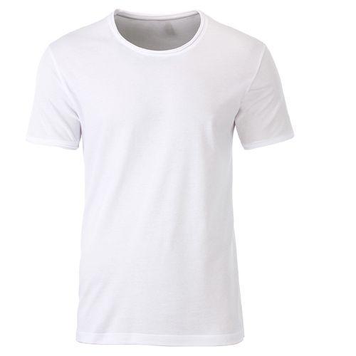 T-shirt recyclé - blanc