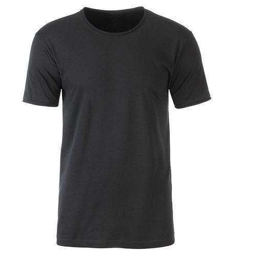 T-shirt recyclé - noir