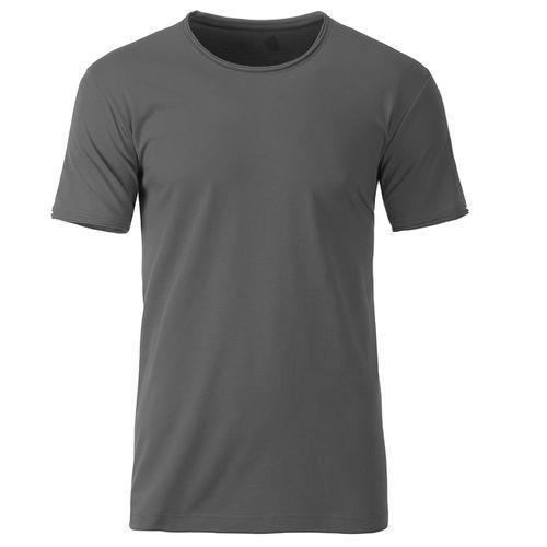 T-shirt recyclé - gris foncé