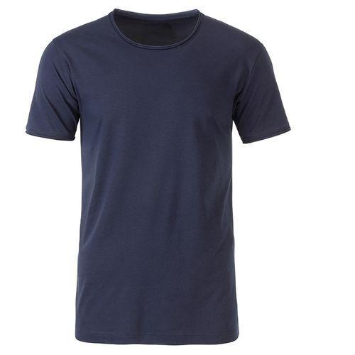T-shirt recyclé - bleu marine