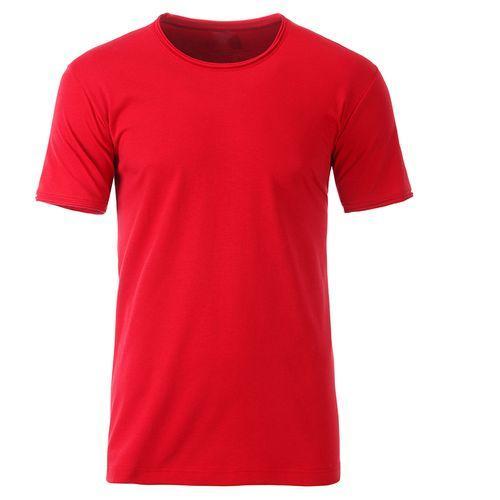T-shirt recyclé - rouge