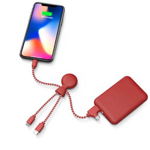 Powerpack Eco Bleu - rouge
