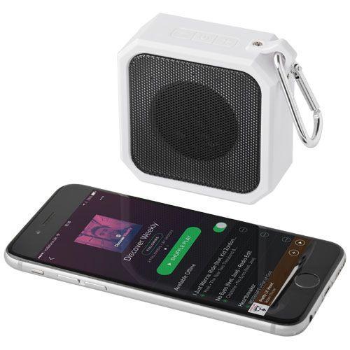 Enceinte extérieure Bluetooth® Blackwater - blanc