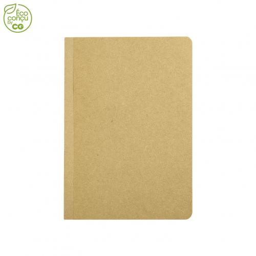 Cahier de notes GOCAR12 - beige