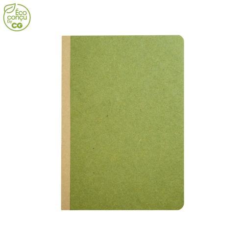 Cahier de notes GOCAR12 - vert