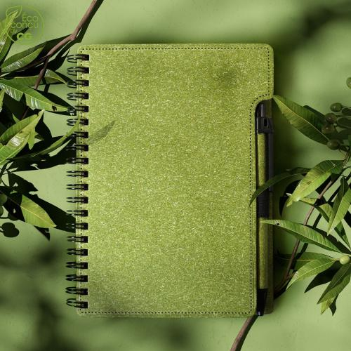 Cahier RENOTE - vert