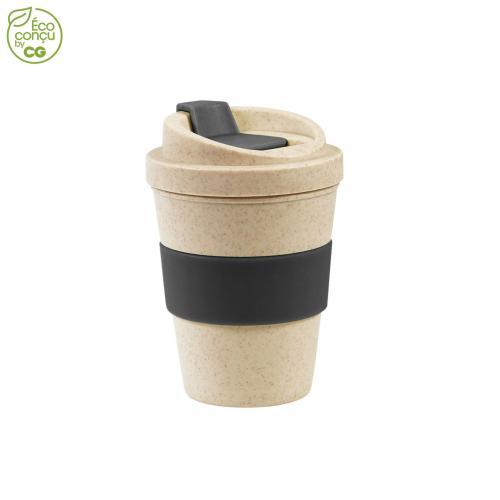 Mug anti-fuite GOBME - noir